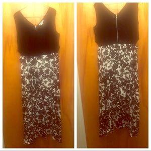 Moda Mix plus size maxi dress
